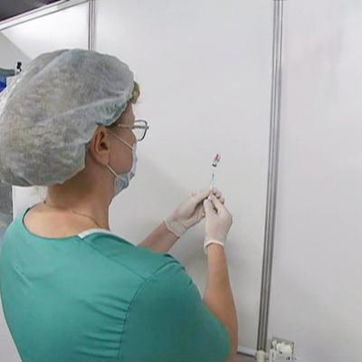 Запись на вакцинацию в Подмосковье выросла более чем вдвое