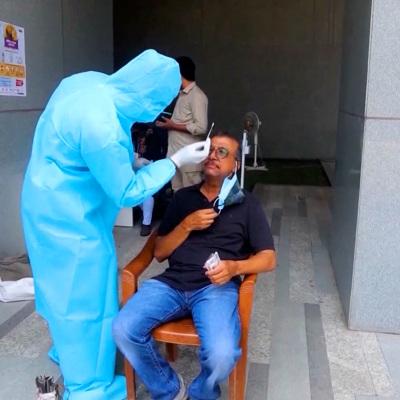 Индия сообщает о случаях заражения новой разновидностью штамма коронавируса