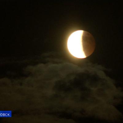 Частное затмение Луны произойдет 19 ноября