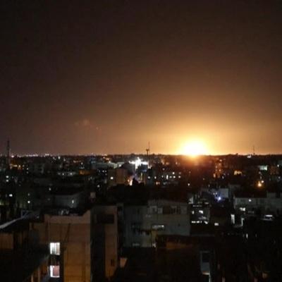 Израиль нанес авиаудары по военным объектам ХАМАС в секторе Газа