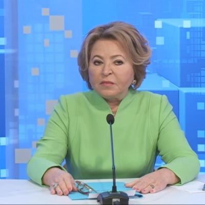 Матвиенко: фейковых вбросов существенно больше, чем реальных сигналов о нарушениях на выборах