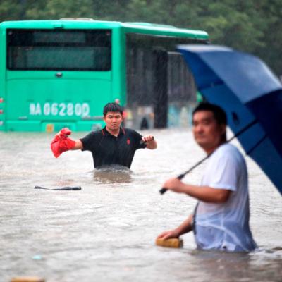Число погибших из-за наводнения в Хэнань выросло до 33 человек