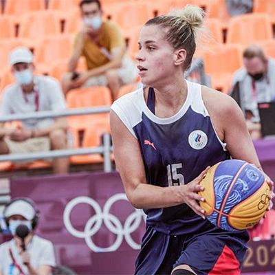 ОИ-2020: Женская и мужская сборные России по баскетболу вышли в финал турнира 3х3