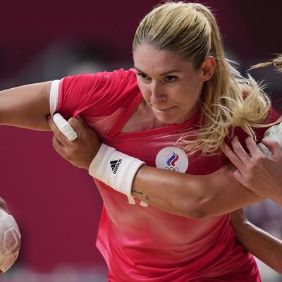 Женская сборная России по гандболу обыграла Испанию