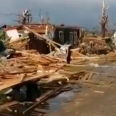 Турист из Москвы погиб в результате урагана в Тверской области
