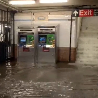 Число погибших в результате наводнений в США увеличилось до 45