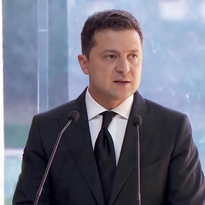Депутаты Верховной рады Украины предложили выдвинуть Зеленского на кинопремию