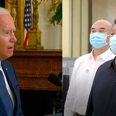 Байден опроверг публикации СМИ о том, что Си Цзиньпин отказался от очного саммита с ним
