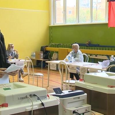 В Москве открылись все участки для голосования