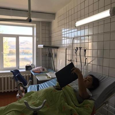 Жительница Бурятии в субботу проголосовала на выборах депутатов Госдумы через 35мин. после родов