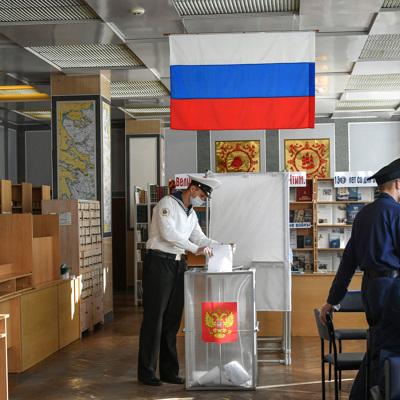 В России стартовал заключительный день голосования на выборах депутатов Госдумы