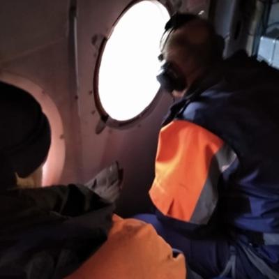 Группа спасателей выехала на место обнаружения обломков Ан-26 у Хабаровска