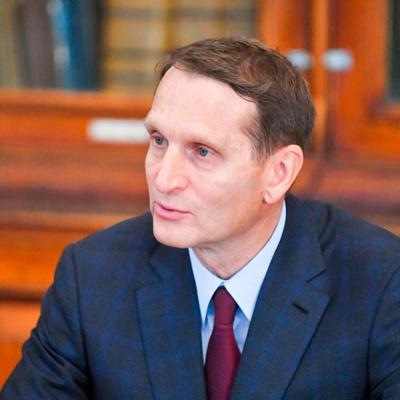 Нарышкин прокомментировал новое заявление Скотленд-ярда по