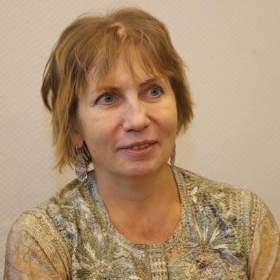 Ольга Егошина