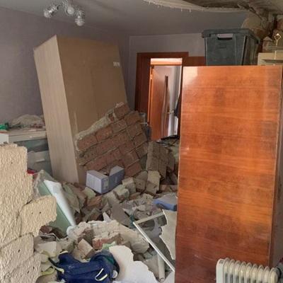 В Свердловской области в пятиэтажке произошел взрыв газа