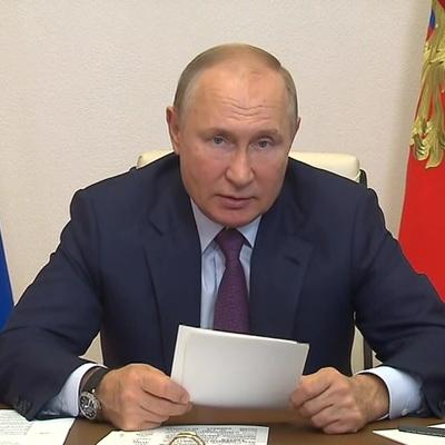Путин назвал главных