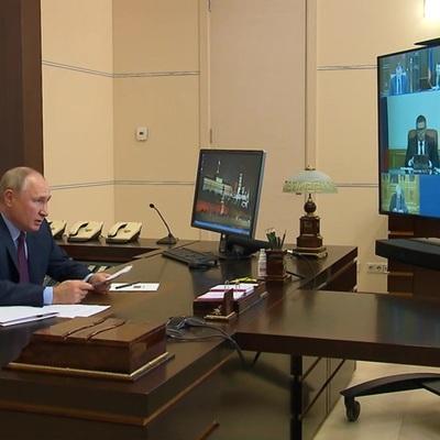 Владимир Путин объявил о повышении выплат военным и силовикам в 2023 году