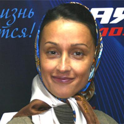 Наталия Лазарева-Воронина