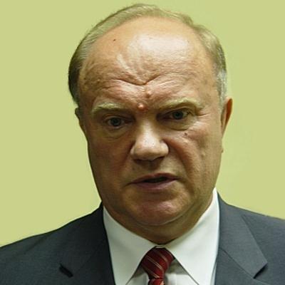 Зюганов назвал провокацией законопроект о захоронении Ленина