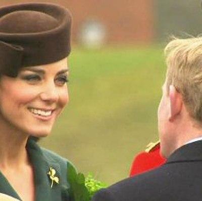 Герцогиня Кембриджская Кэтрин доставлена в лондонский роддом