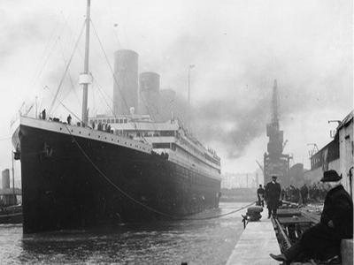 Письмо пассажира «Титаника» продали на аукционе за 166 тысяч долларов
