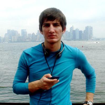Арслан Хасавов