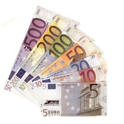 Германия выпустила партию купюр номиналом ноль евро