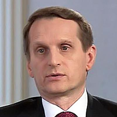 СВР: главной мишенью при раскручивании дела Навального стал