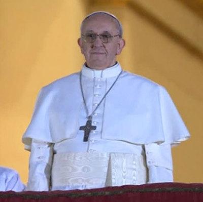 Папа римский Франциск поздравил католиков с Пасхой