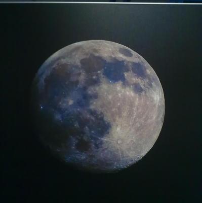 Концепцию российской лунной программы представили на аэрокосмическом салоне в Ле-Бурже