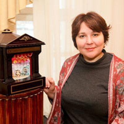 Марина Устинская