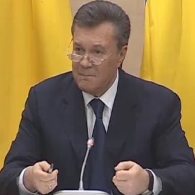 Бывший президент Украины Виктор Янукович был госпитализирован в Москве