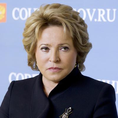 Валентина Матвиенко предлагает повышать пенсионный возраст