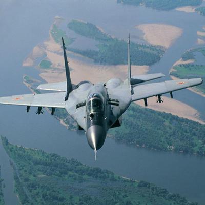 В Индии разбился взлетевший с борта авианосца МиГ-29