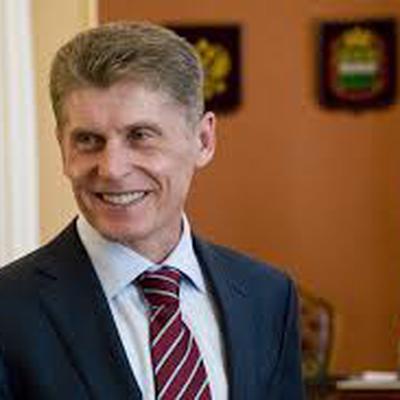 Губернатор Сахалинской области Олег Кожемяко назначен врио главы Приморского края
