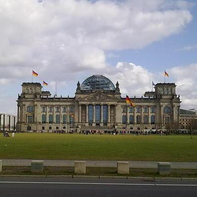 Интернет отключился по неизвестным пока причинам в Бундестаге