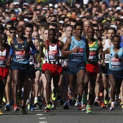 Организаторы Московского марафона подготовили для участников почти 86 тыс. литров воды