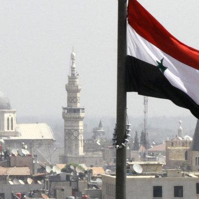 Посольство РФ в Дамаске подверглось минометному обстрелу, повреждена стена здания