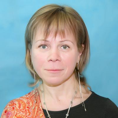 Галина Владимировна Аксёнова