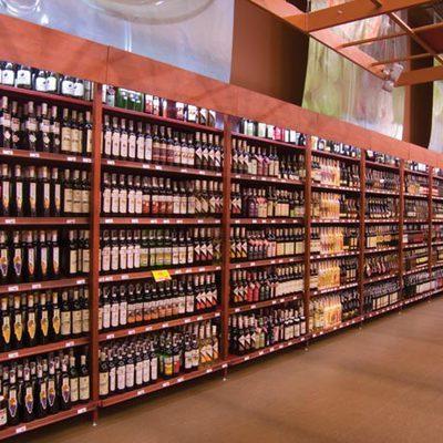 Московские магазины проверят на наличие контрафактного алкоголя