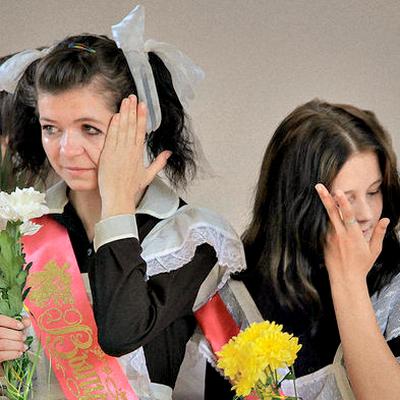 Более 617 тысяч российских школьников отметили выпускной