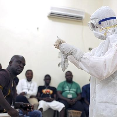 Три подтвержденных случая лихорадки Эболы зарегистрировали в Уганде