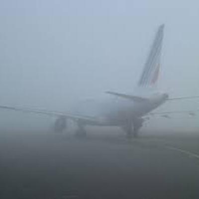 Авиарейсы задержаны в аэропорту Салехарда из-за тумана