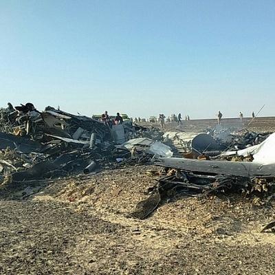 Очевидцы катастрофы самолета видели, как машина припосадкепотеряла управление