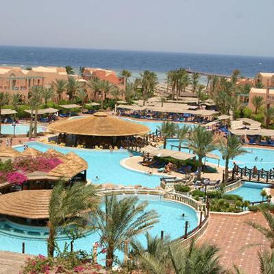 Аномальная для мая жара установилась в Египте