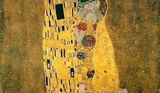 """Густав Климт и его картина """"Поцелуй"""""""