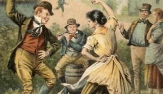 Сельские танцы