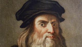 Леонардо да Винчи, итальянский художник и учёный, изобретатель, писатель, музыкант, один из крупнейших представителей искусства Высокого Возрождения