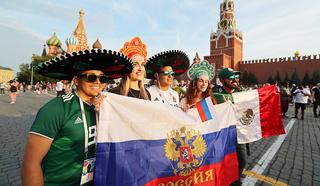 Мексиканский болельщик пропал в Москве после знакомства с россиянкой