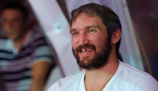 Овечкин: от переживаний за сборную России появилось больше седых волос